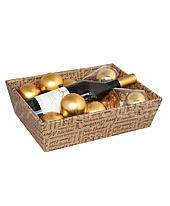 Geschenkboxen, Körbe