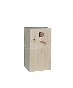 Holzbox Holzkiste Nistkasten